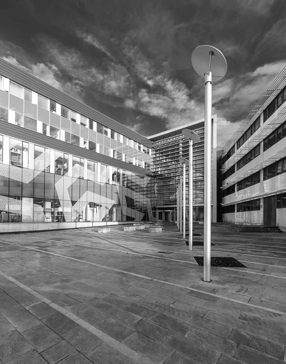 University Of Southampton Mountbatten Building. Client Gifford.