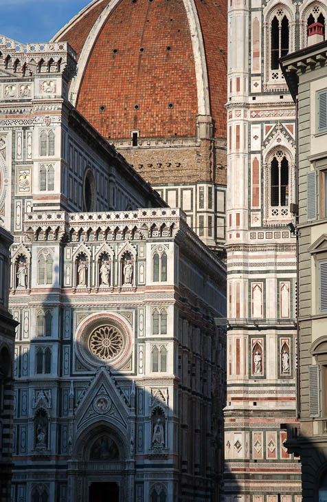 Santa Croce church in Florence - Italy